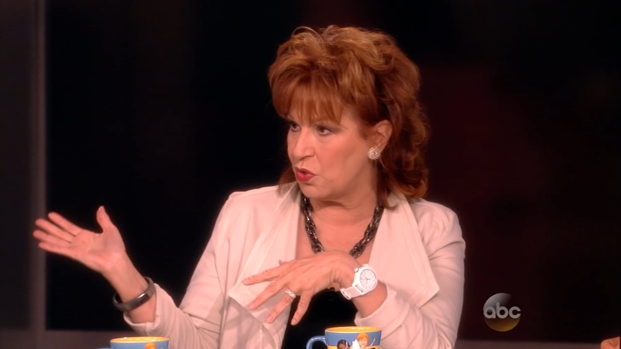 Joy Behar and ABC were silent Thursday after an old photo resurfaced of The View co-host using makeup to darken her skin for a Halloween costume.