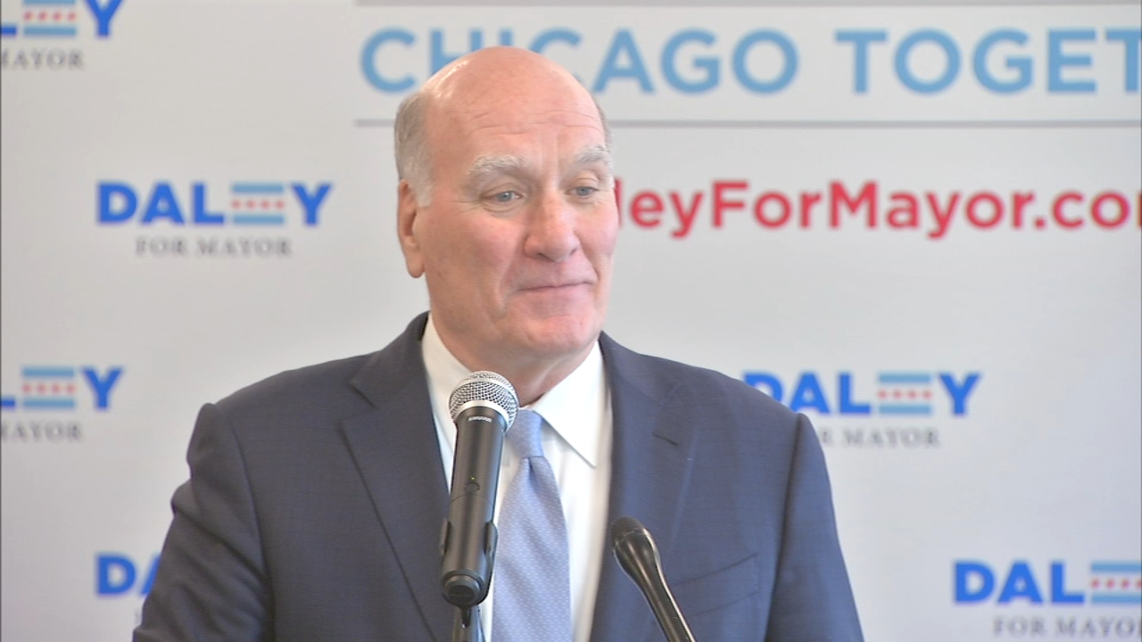 In the race to become Chicagos next mayor Bill Daley is finding himself under attack more and more these days. Could it be a sign the race is tilting in his favor?
