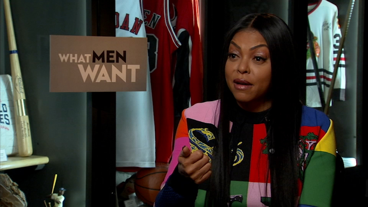 Taraji P. Henson has been wanting to show off her comedy chops since the beginning of her career, and shes finally getting what she wants in her new comedy What Men Want.