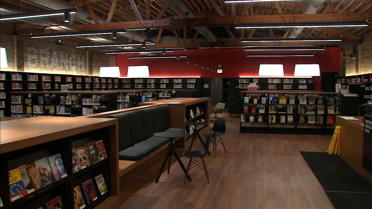 There is a new place to gather and learn in Chicagos West Loop.