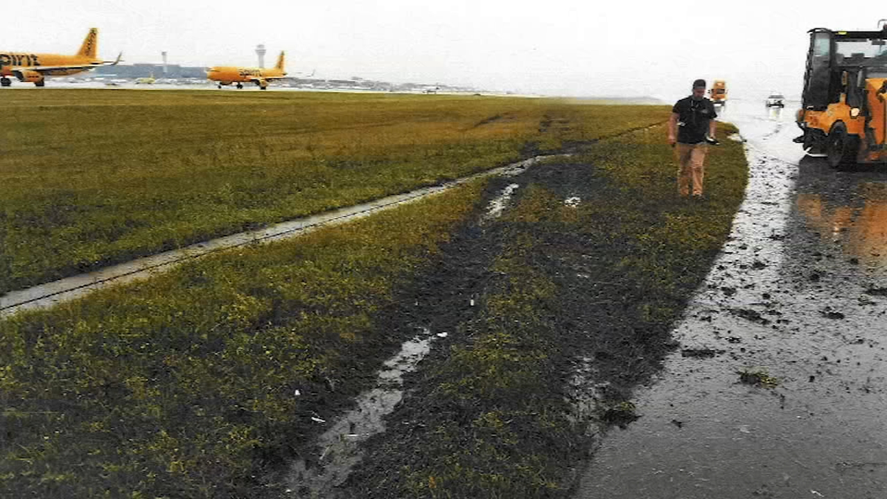 The I-Team investigates an alarming incident at OHare in June in which a China Air Cargo flight mistakenly touched down in the grass, missed the runway and careened close to taxii