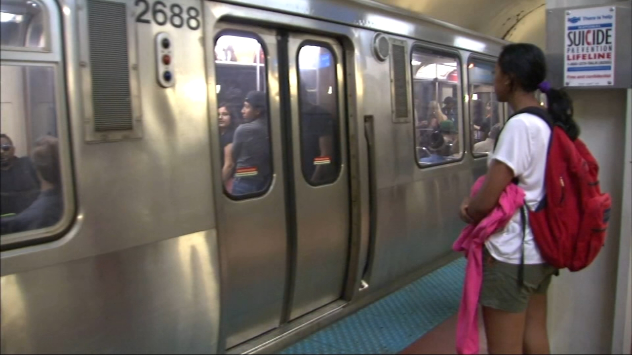 The Chicago Transit Authority is installing high-definition cameras at four Blue Line stations in an effort to enhance security for passengers.