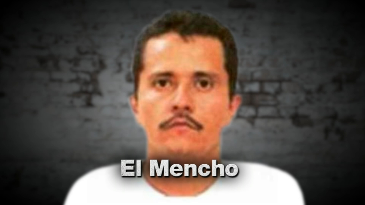 U.S. and Mexican officials have put a multi-million dollar bounty on the leader of the Jalisco New Generation Cartel or CJNG, Nemesio Ruben Oseguera Cervantes, also known as El Me