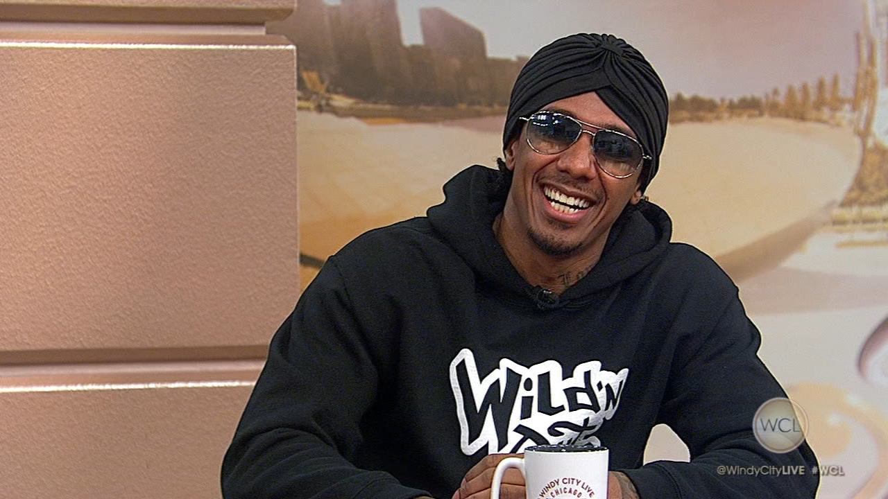 Nick Cannon stopped by WCL to talk about his WILD N OUT LIVE Tour.