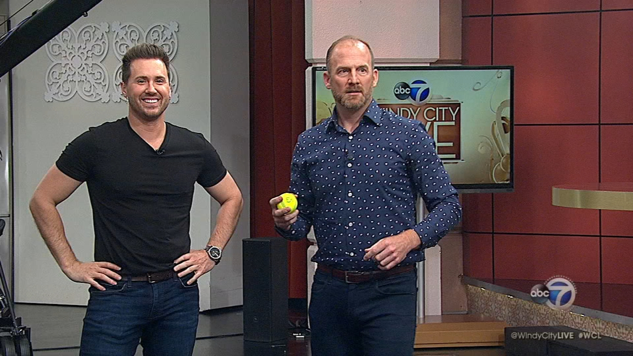 Ryan Dempster, former Chicago Cubs pitcher, visited Windy City Live to chat about his upcoming event, OFF THE MOUND with RYAN DEMPSTER.