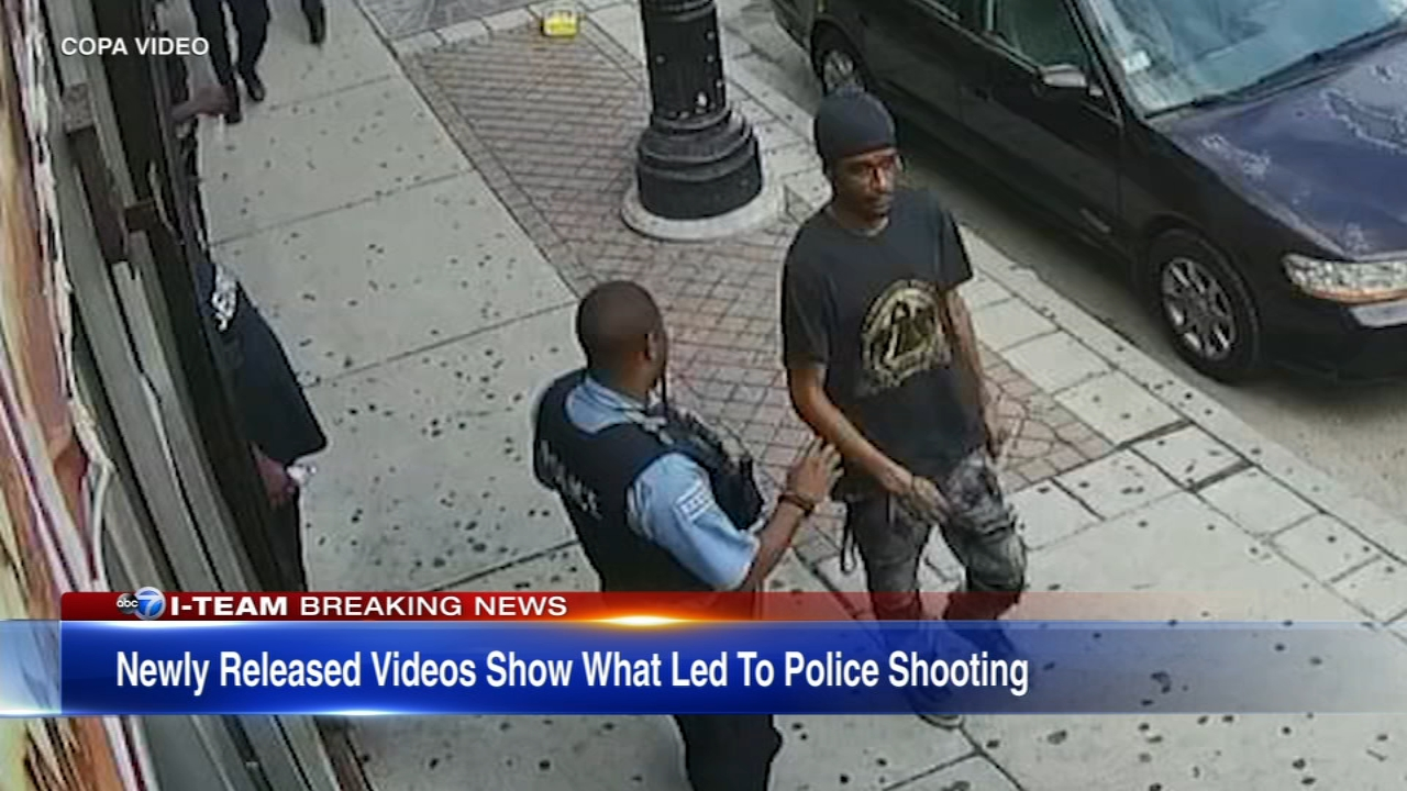 The Civilian Office of Police Accountability has released raw video of the fatal Chicago police shooting of Harith Augustus last month in the South Shore neighborhood.