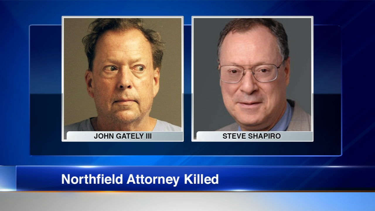 A Winnetka man facing murder charges for shooting a prominent Chicago attorney is due in court Thursday afternoon.