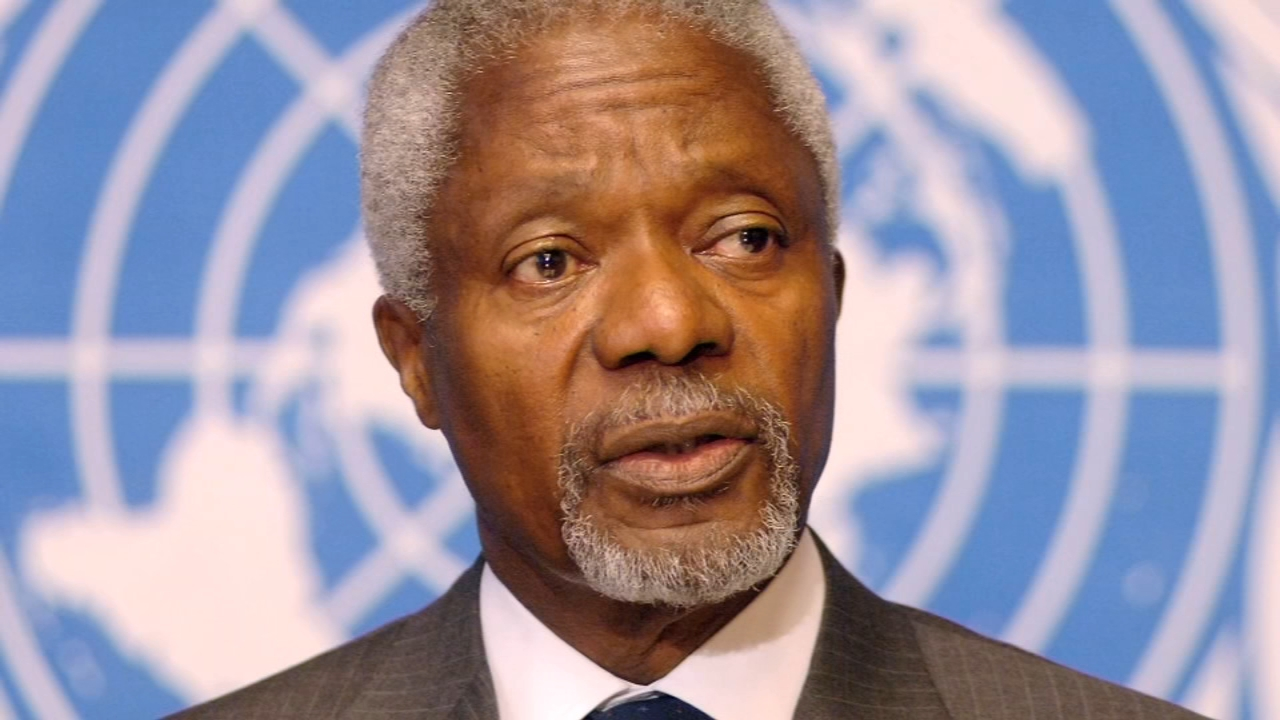 Tributes are pouring in for former UN Secretary General and Nobel Peace Prize winner Kofi Annan, who has died at age 80.