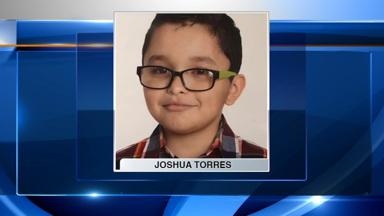 Joshua Torres, 10, of Chicago, (photographed) and Malik Freeman, 14, of Aurora, died after being pulled from Lake Michigan at Indiana Dunes State Park in two separate incidents on