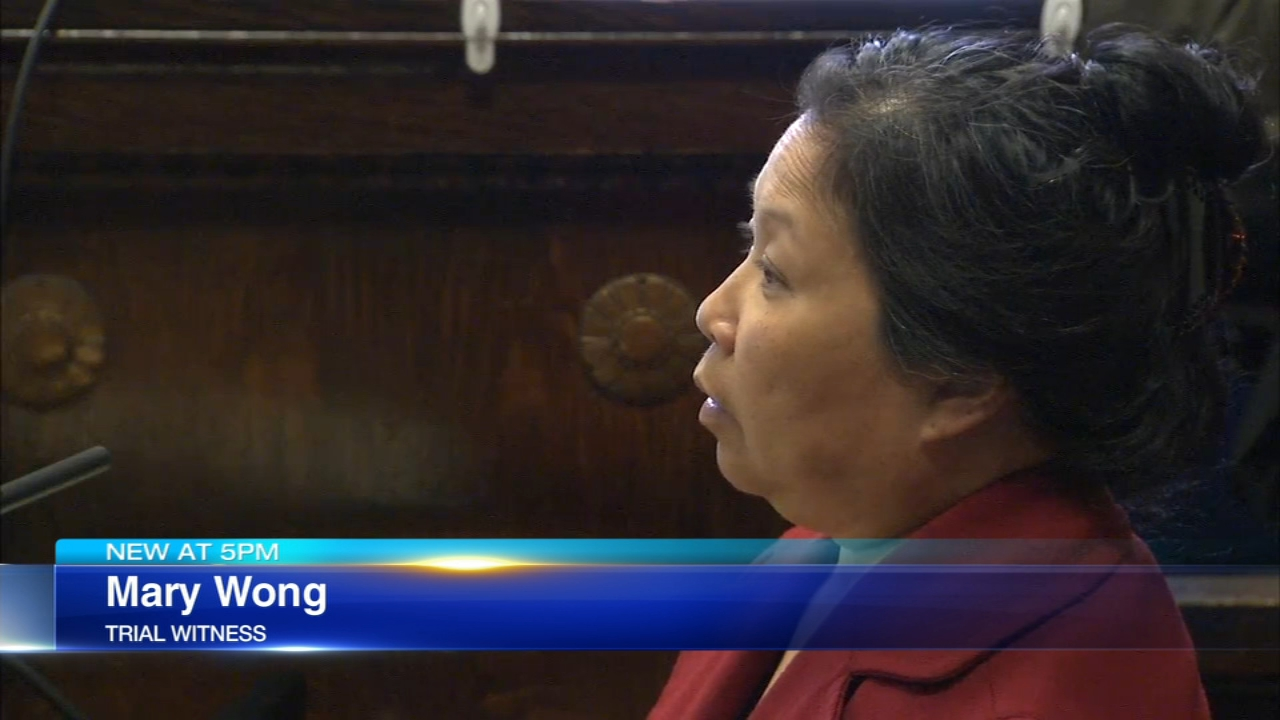 Mary Wong, a forensic scientist for the Illinois State Police, and Sgt. Velma Guerrero, took the stand on Day 5 of the Hadiya Pendleton murder trial.