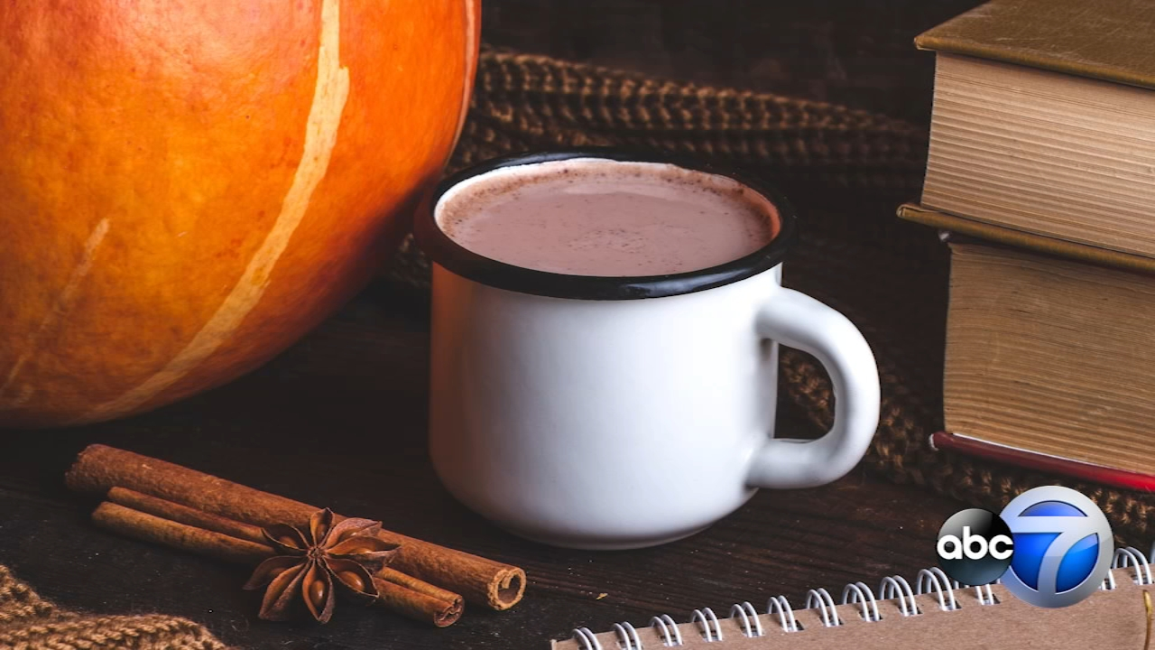 Pumpkin spice-inspired products now on on store shelves.