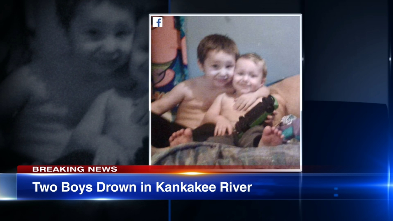 The father of two young boys may have been under the influence of narcotics when his sons drowned in the Kankakee River, according to the Lake County Indiana Sheriff Oscar Martinez