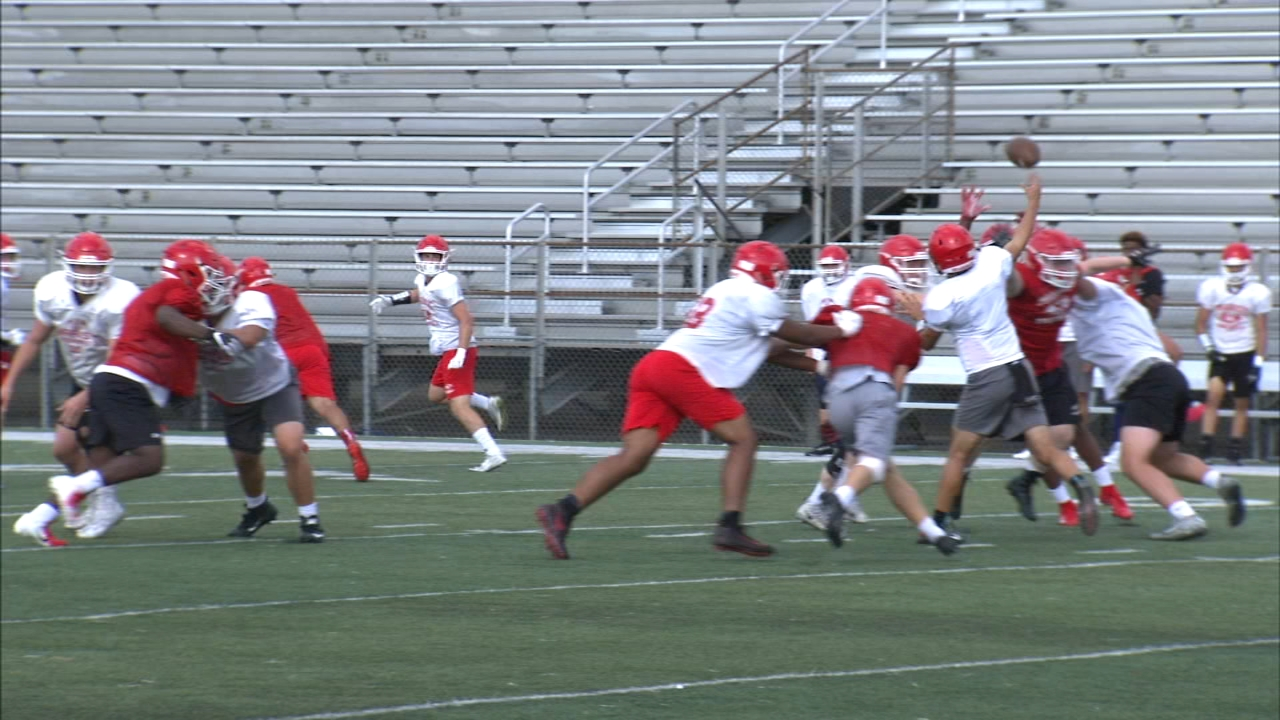 This week, the RedHawks getting ready to take on rival Brother Rice and how they plan to build on what they had last year is the focus of our 7 On Your Sideline.