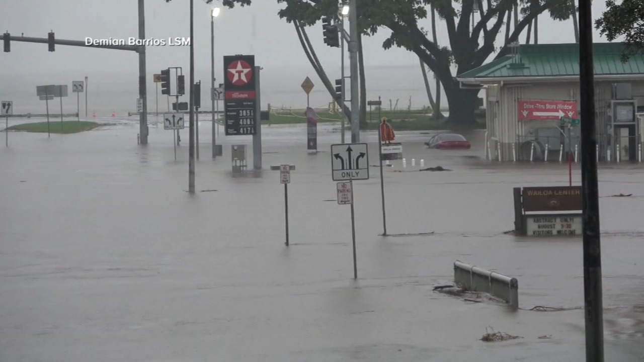 Hurricane Lane has already dumped more than two feet of rain in some parts of Hawaii. The rain isnt over yet, even as Lane was downgraded to a tropical storm by the National Weath