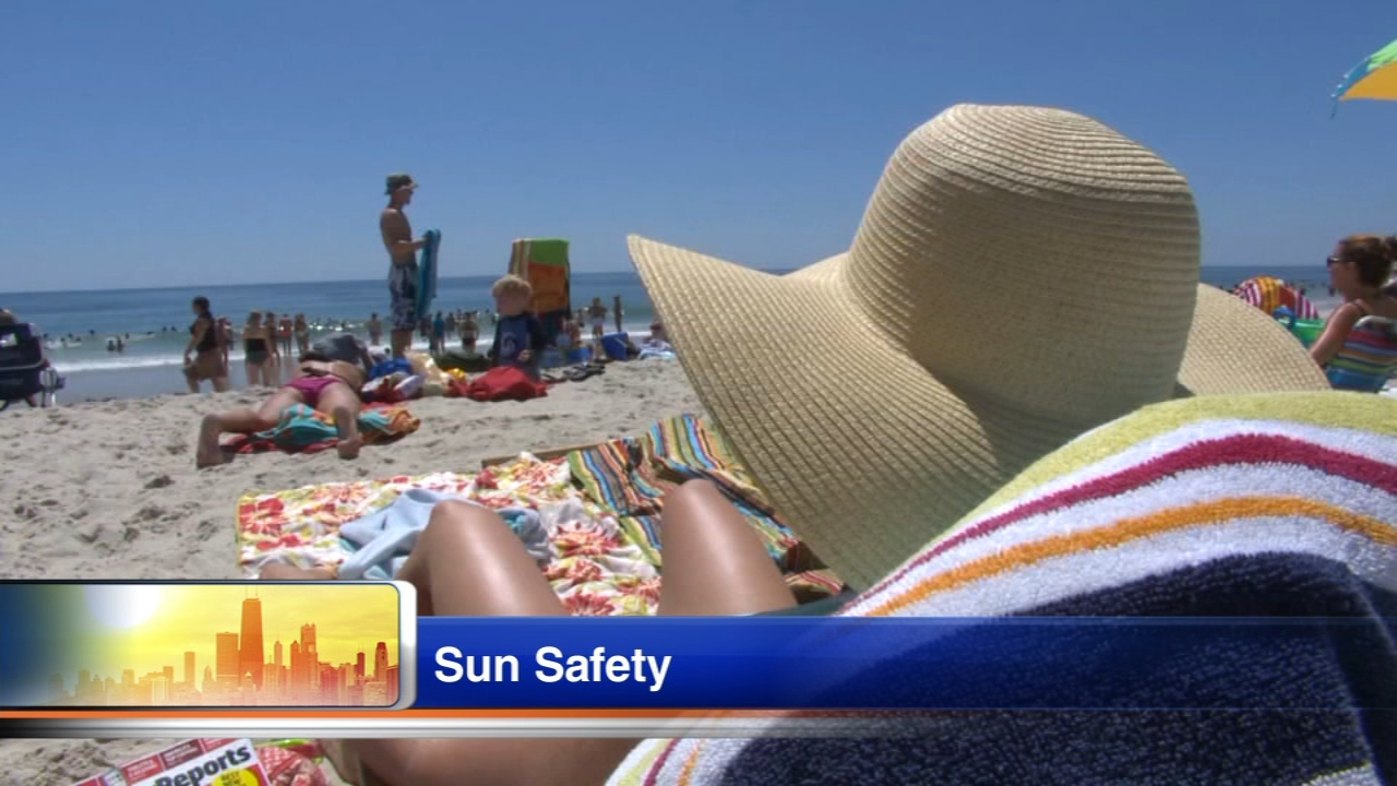 Theres a big event at the Chicago Cubs game Saturday to remind kids and parents to do three things in order to prevent skin cancer.