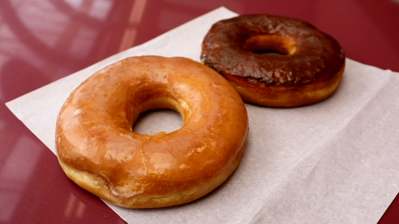Donuts come in many different shapes and sizes, but one place on the south side is famous for its massive version of the foodie favorite.