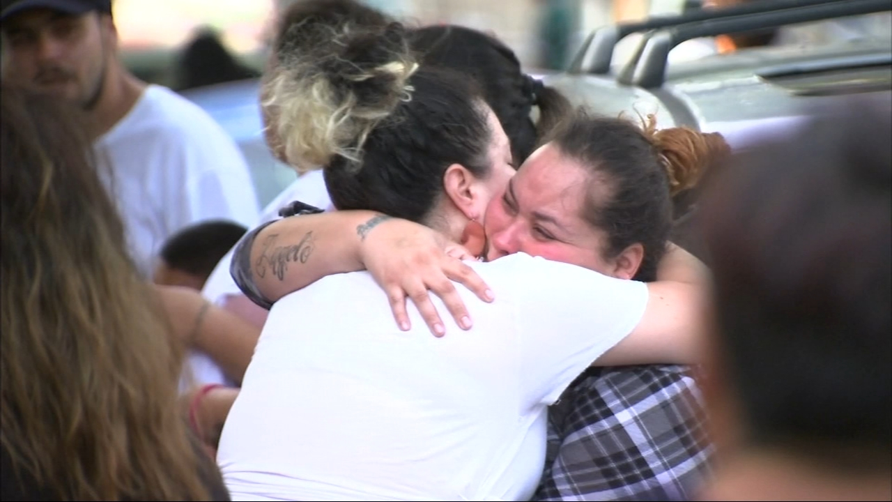Eight children and teens killed in a fire early Sunday in the Little Village neighborhood on the Southwest Side have been identified.