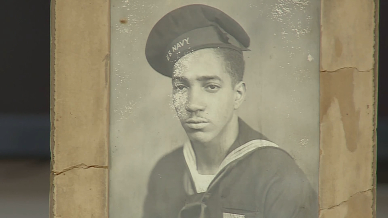 William Gilbert, 94, served in the Navy during World War II and earned several honors, but never got any of them until now.