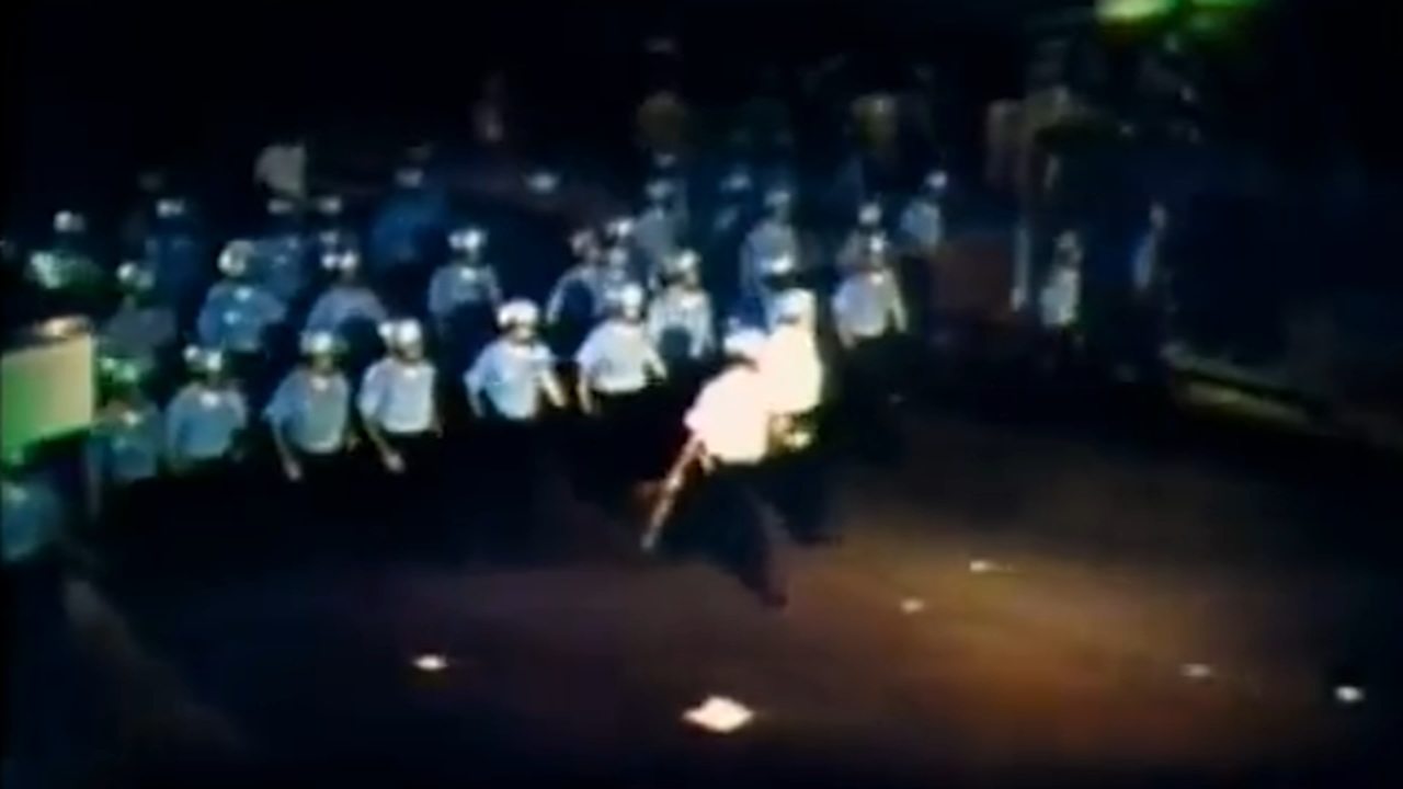 The police had dealt with demonstrations before, but there was nothing in their playbook for the likes of this.