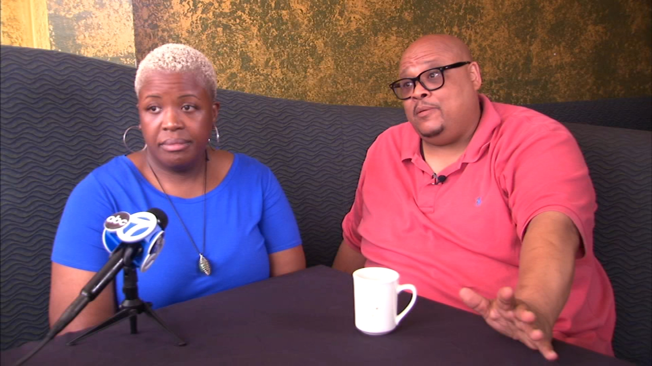 The parents of Hadiya Pendleton talk after two men charged in their daughters fatal shooting were convicted last week.