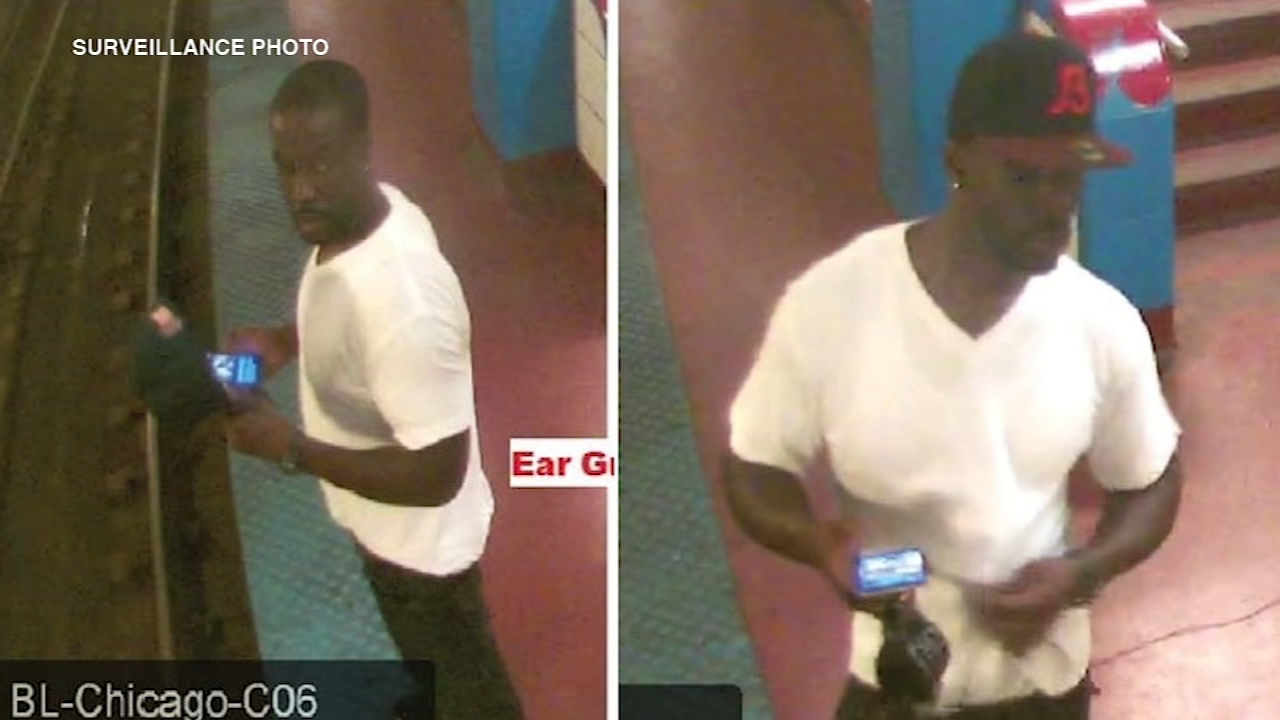 Chicago police released photos of a suspect they said severely beat and sexually assaulted a woman Sunday morning in the West Town neighborhood.