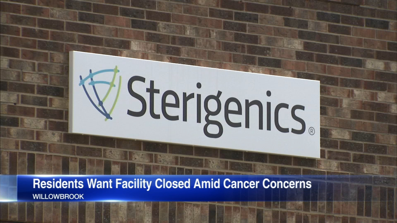 People In Willowbrook sayd they want a medical company out of their community over worries it is giving them cancer.