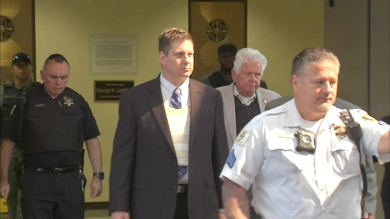Suspended CPD officer Jason Van Dyke will appear in a bond hearing Saturday.