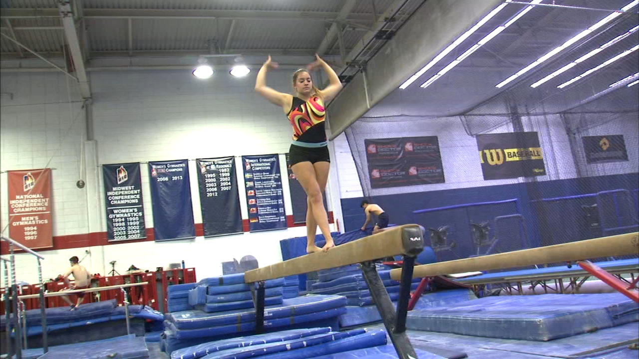 The University of Illinois at Chicago announced it will drop its gymnastics program at the end of the 2018-2019 season, leaving dozens of student-athletes futures hanging in the b