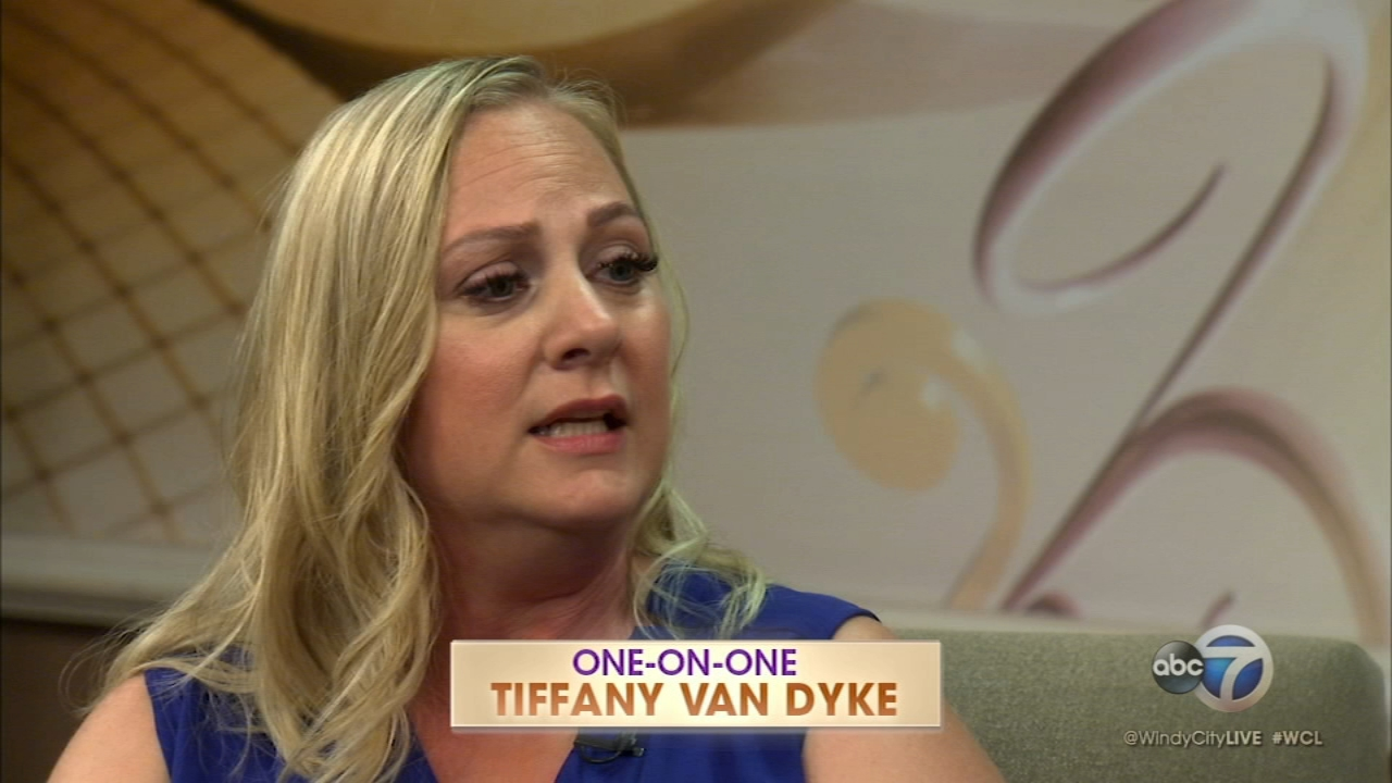 Tiffany Van Dyke talked to WCL on the eve of her husband's trial.
