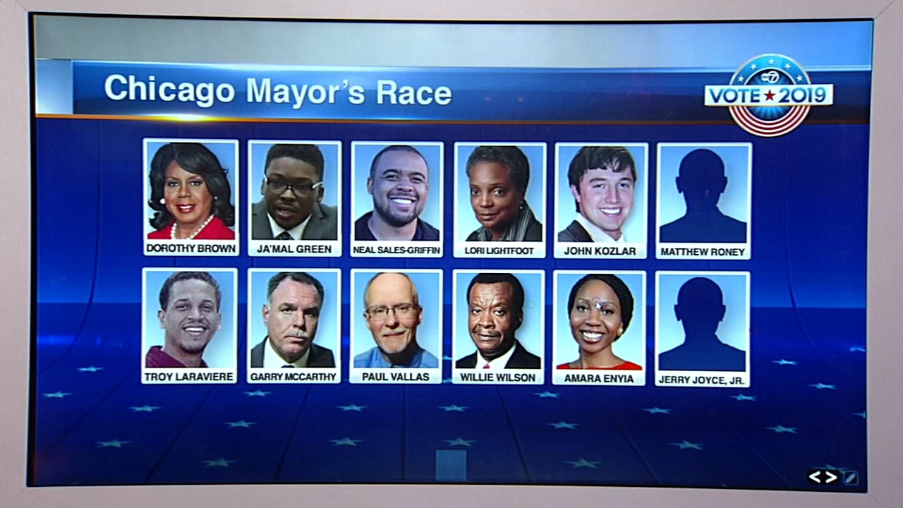 Chicago Mayor Rahm Emanuel will not seek re-election, leaving a still-crowded field of 12 - and possibly more - who are hoping to take the helm of the city.
