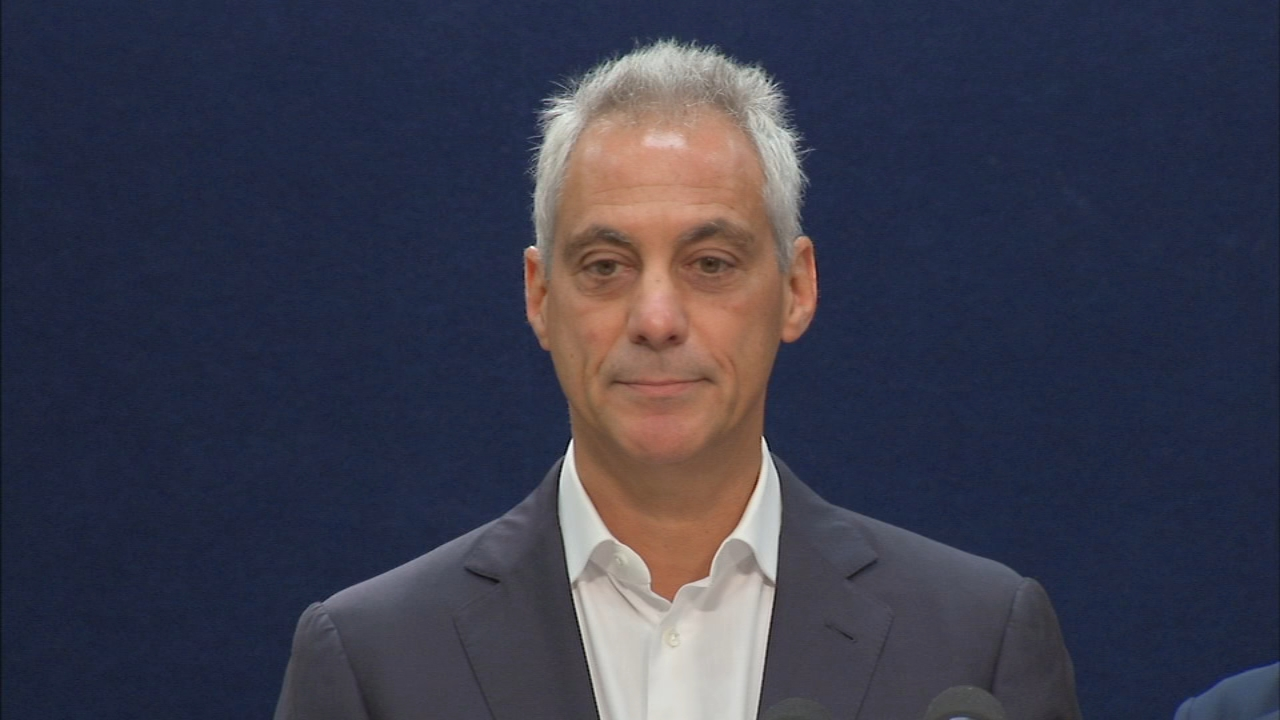 Chicago Mayor Rahm Emanuel announced Tuesday morning hes not running for re-election.