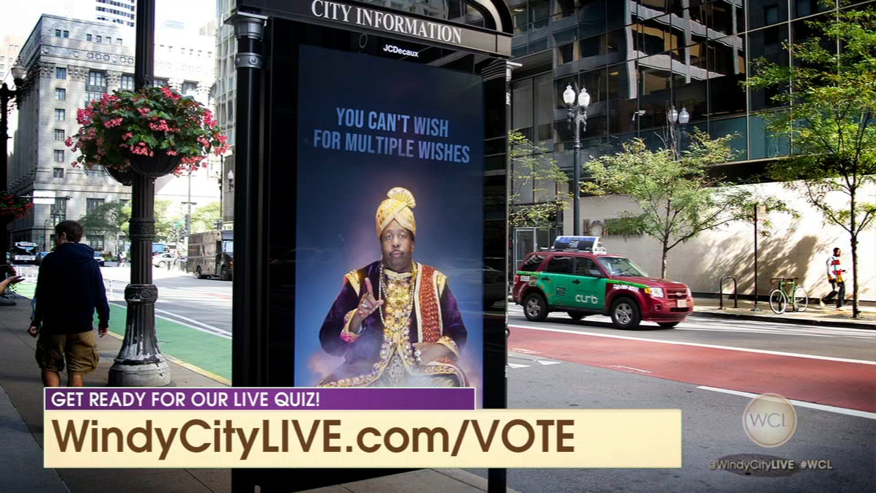 Have you seen the genie popping up in ads and billboards around town recently, saying you cant wish for multiple wishes?