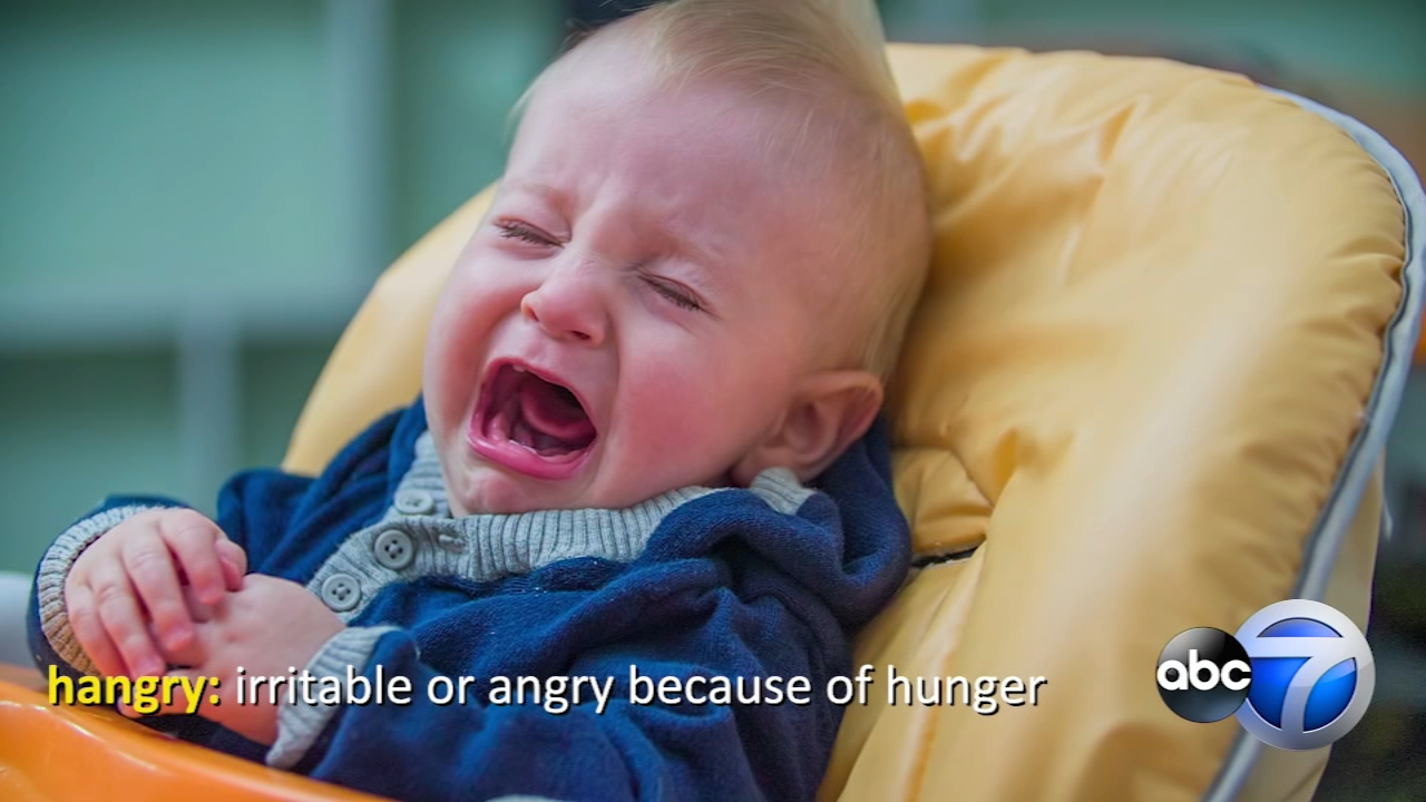 Hangry, guac and zoodle are among 840 news words just added to the Merriam-Webster dictionary.