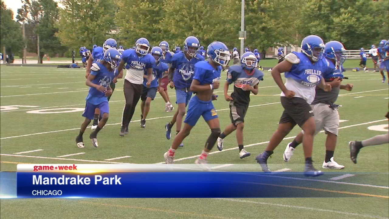 ABC7 and the Chicago Sun Times are partnering to bring you a preview of the High School Game of the Week