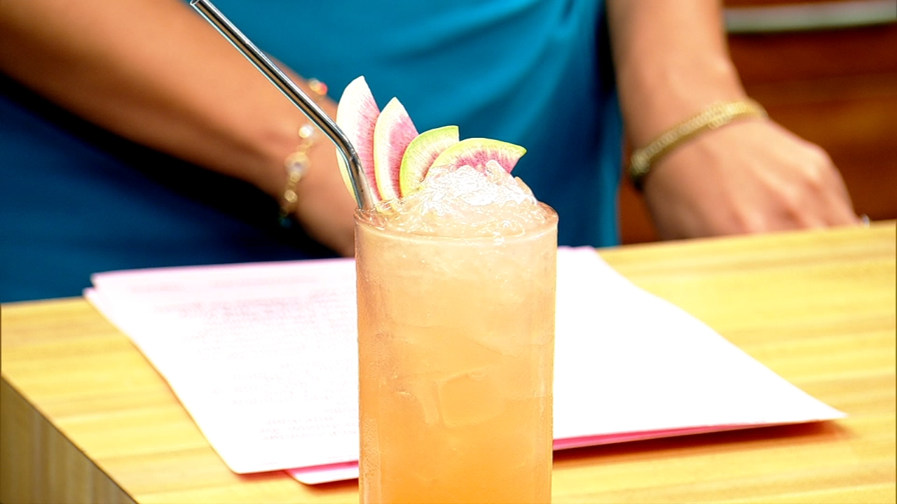The Bassment Lounge offers a unique selection of cocktails.