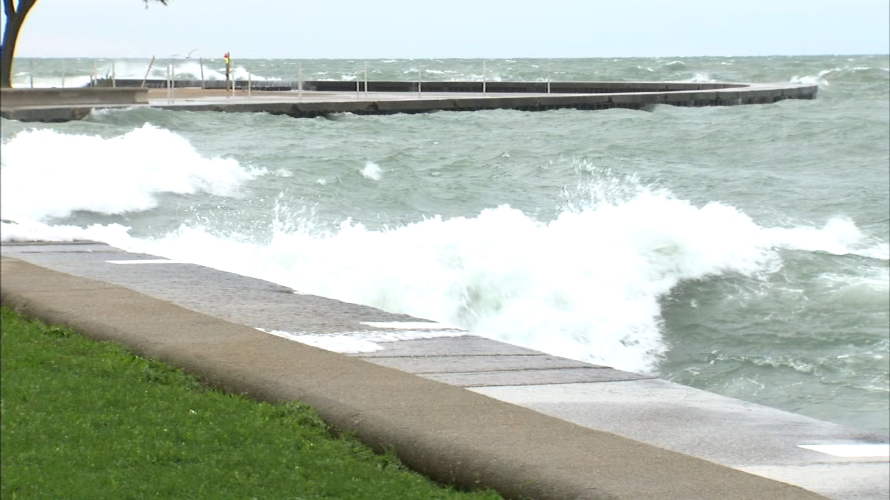 Raniro Calixto, 26, died after being swept into Lake Michigan by a large wave near North Avenue Beach on Chicagos North Side.