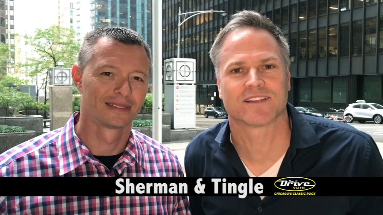 Sherman and Tingle from 97.1 FM The Drive have partnered with ABC 7 Chicago to share some fun ideas for suburban dads this weekend.