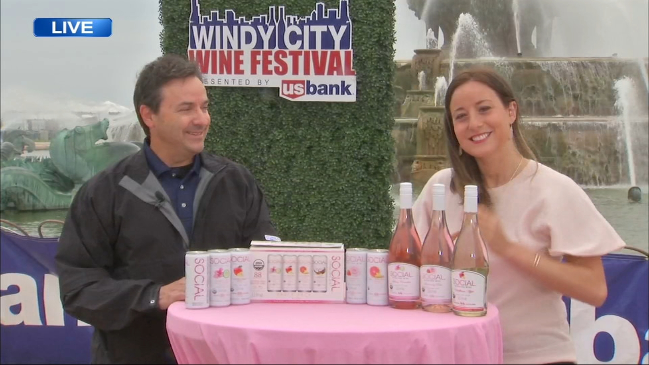 Saturday is the final day for the Windy City Wine Festival.