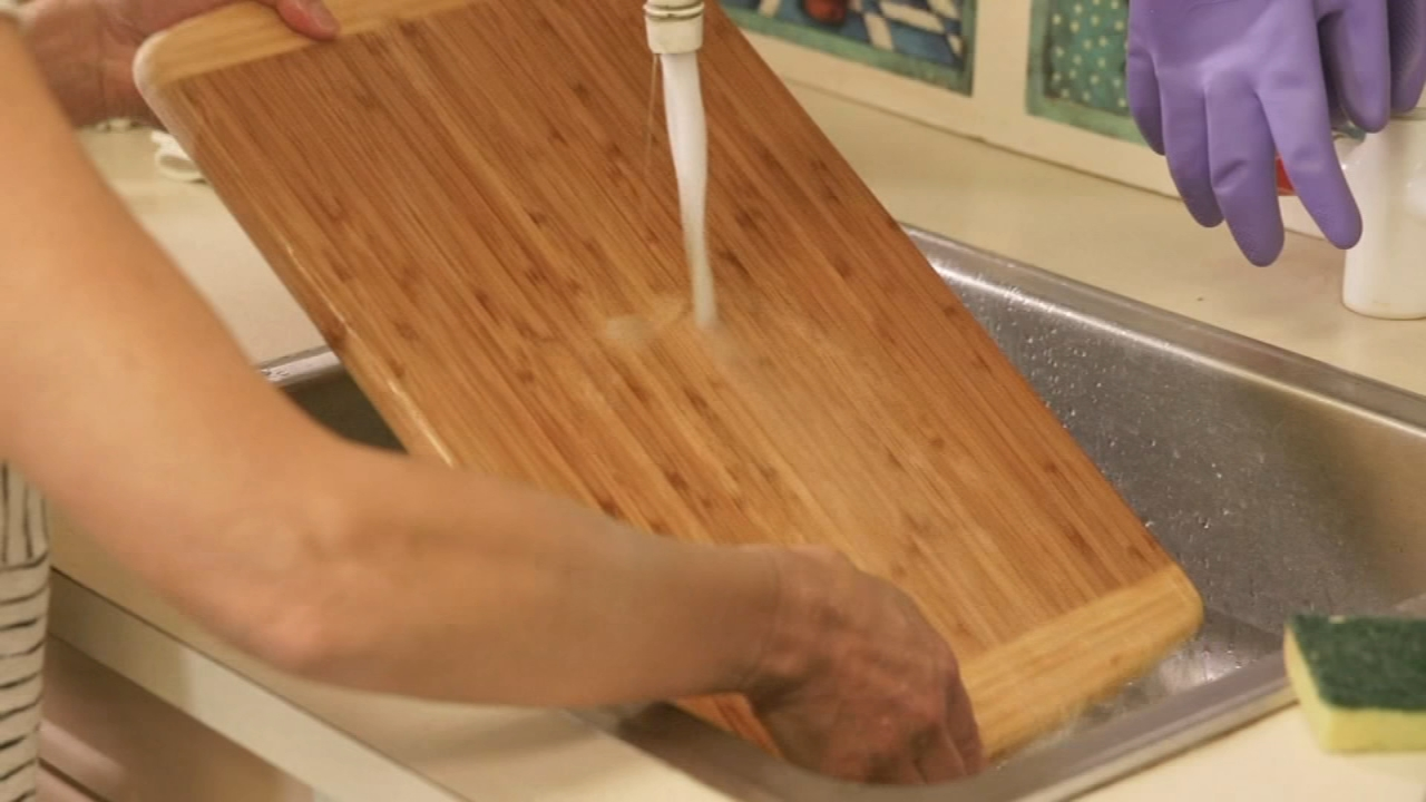 Consumer Reports has some useful tips on how to care for your cutting boards to keep them in top shape and as free of bacteria as possible.