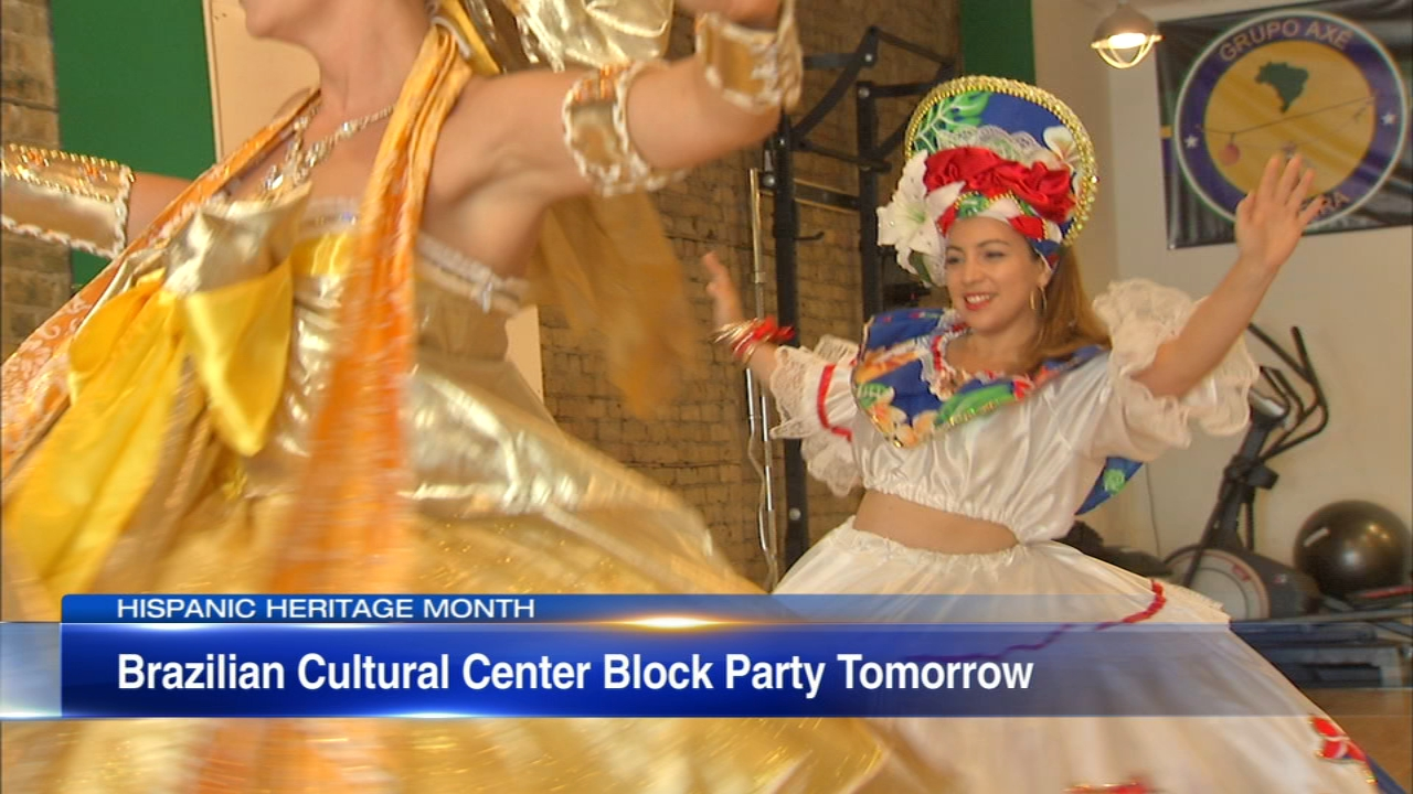 The Brazilian Block Party will be held Saturday on Chicagos North Side.