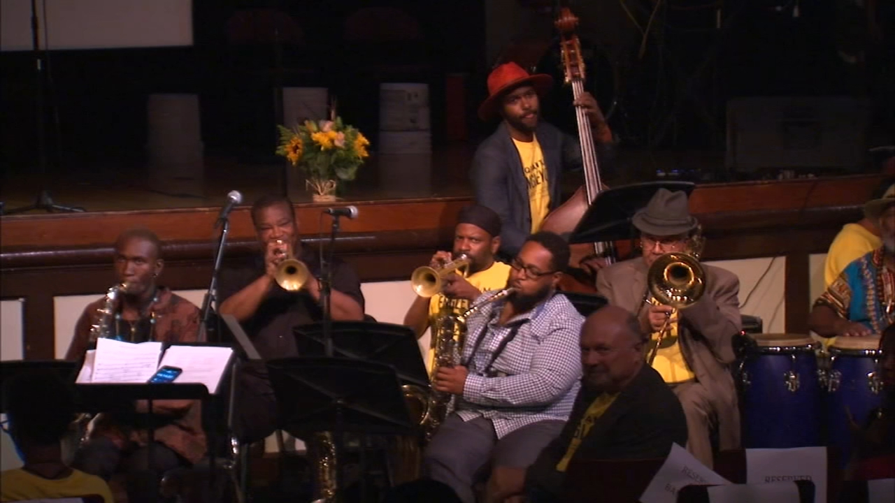 The Quantum Englewood celebrated 100 years of South Side musical history.
