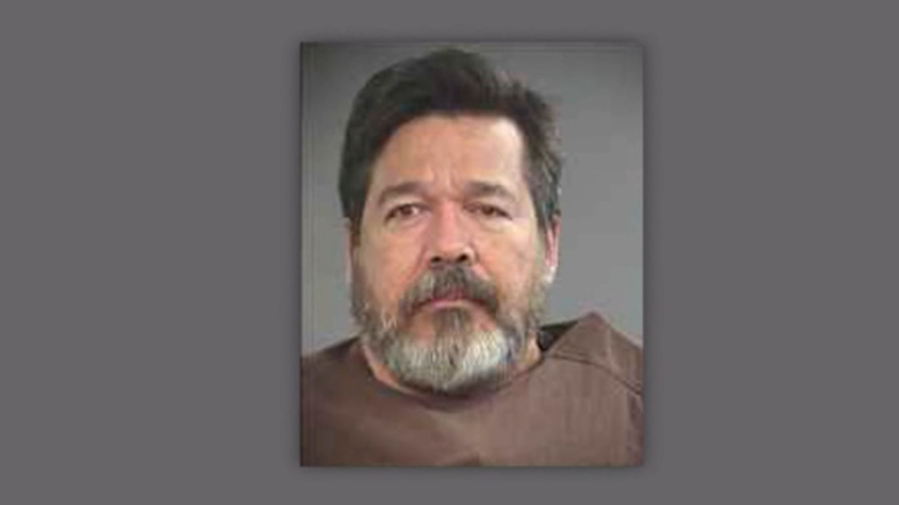 Blake V. Northway, 55, was charged with 10 counts of sodomy and one count of incest.