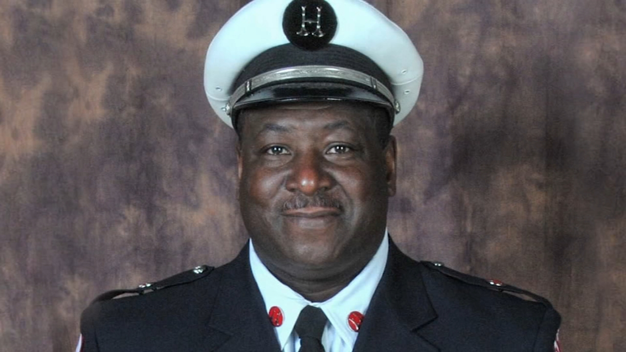 An off-duty Chicago Fire captain died off duty while at a gathering with friends Sunday.