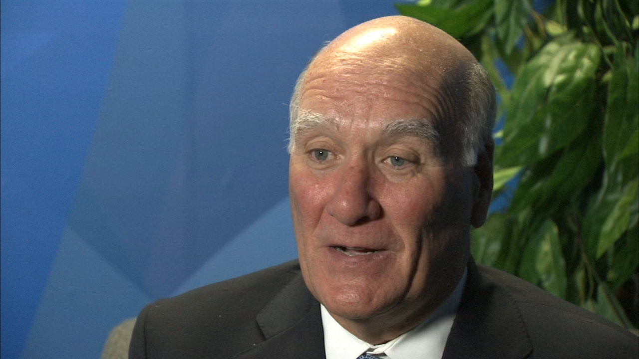 Bill Daley is a former chief of staff for Barack Obama and U.S. Commerce Secretary under Bill Clinton.