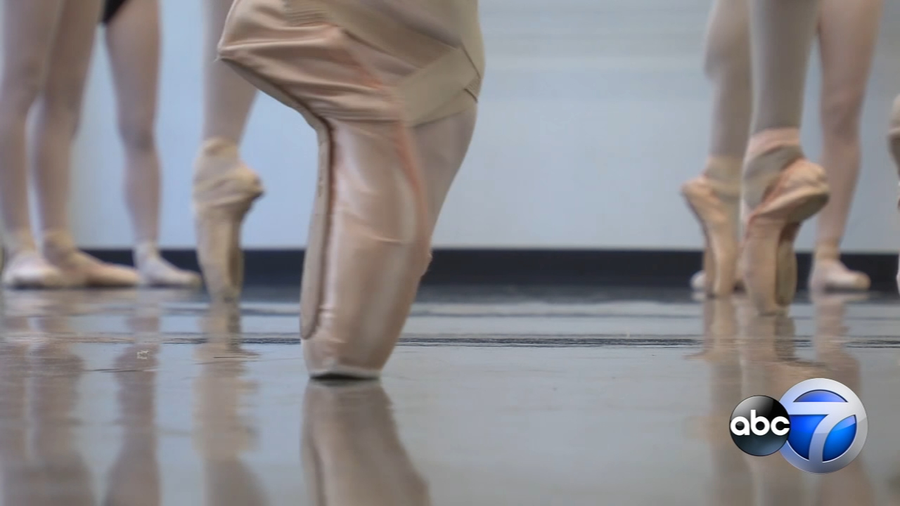 A ballerina's grace, endurance and mobility weigh heavily on the dancer's toes—and on the pointe shoes she wears.