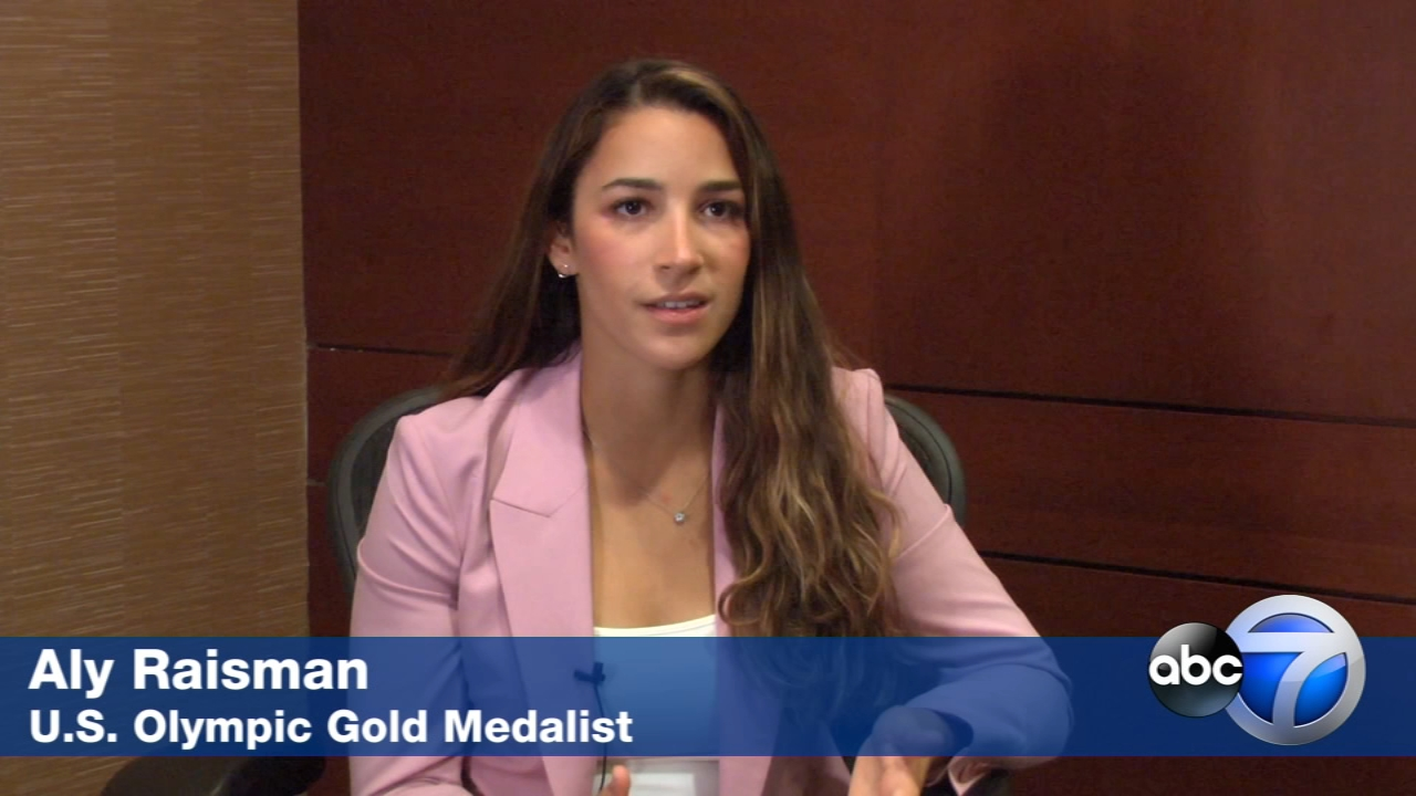 Team USA Olympic gold medalist and prominent #MeToo leader Aly Raisman talked about abuse and how to help protect children from sexual assault.