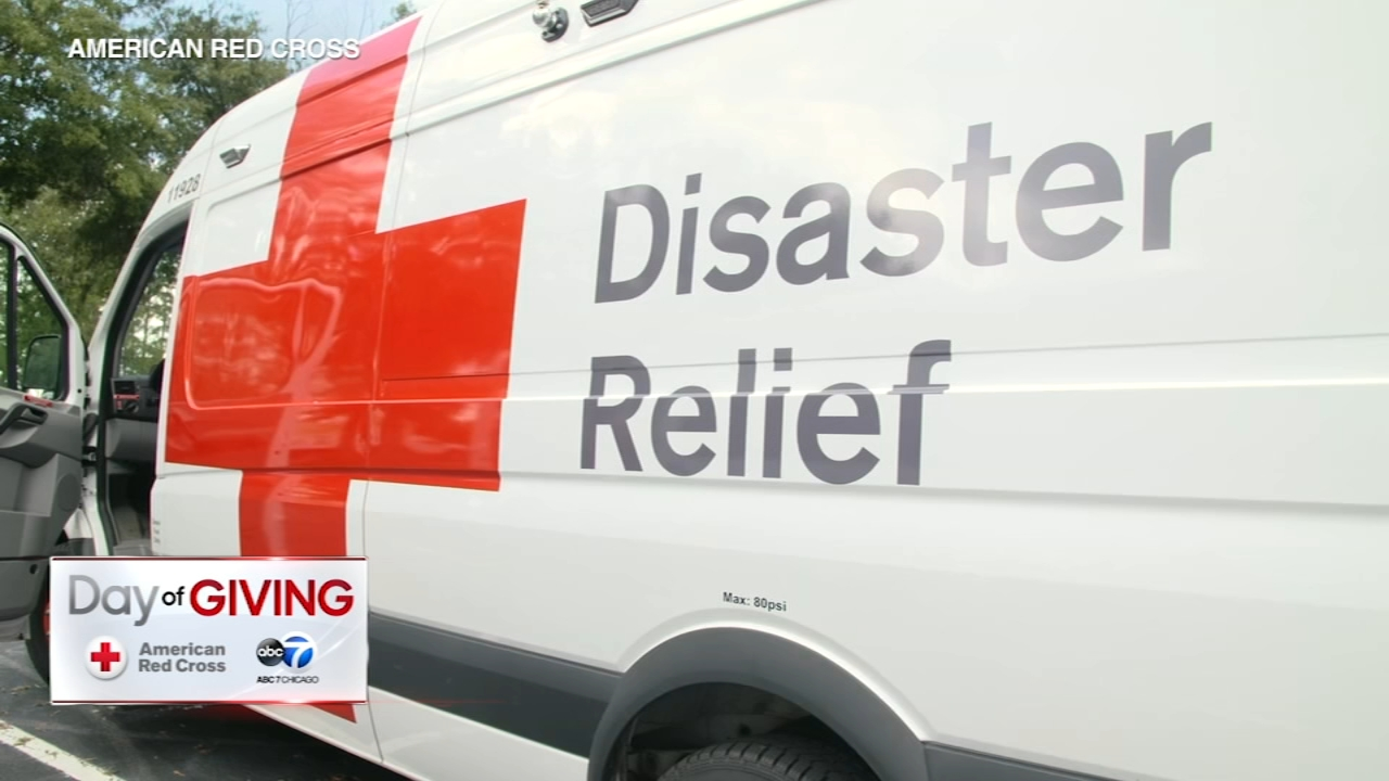 Wondering how your donations are being utilized? One way helps Red Cross emergency response vehicles, also known as ERVs, remain stocked with food and supplies.