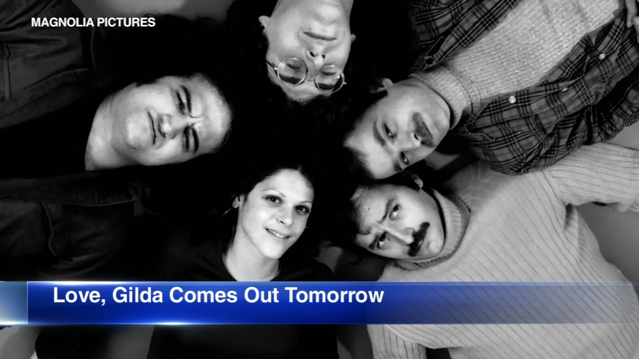 A new documentary comes out Friday celebrating the life and legacy of comedian Gilda Radner.