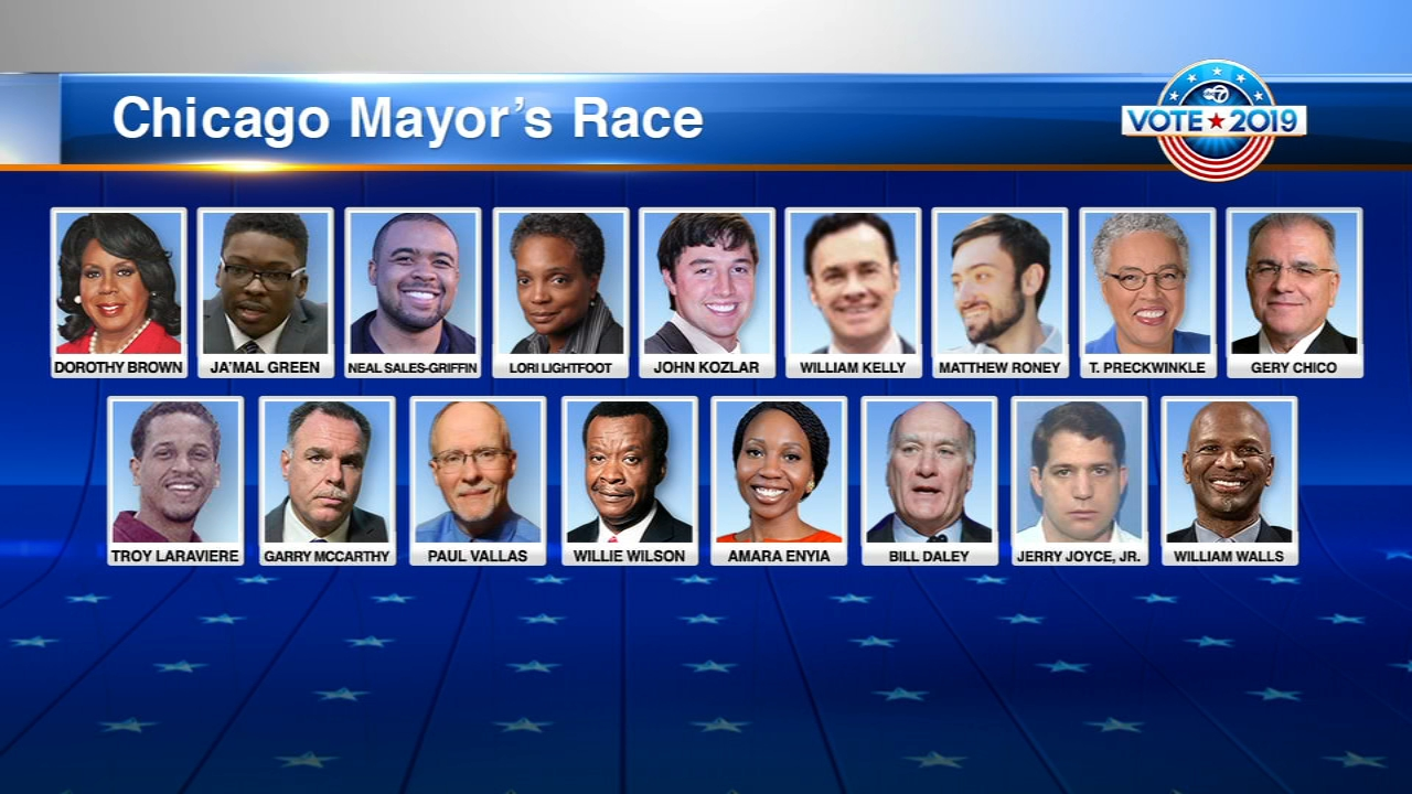 Two political veterans are the latest candidates to join the crowded field running for Mayor of Chicago.