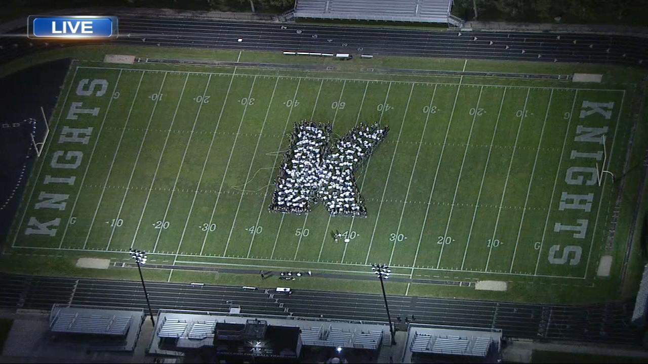 Its time for Friday Flyover, celebrating high school sports!